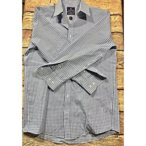 Men's Stafford Shirt Size 32-33 15 1/2